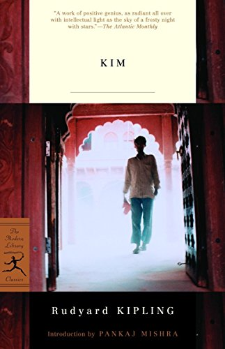 Kim (Modern Library Classics): Rudyard Kipling
