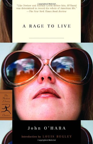 9780812971354: A Rage to Live (Modern Library Classics)