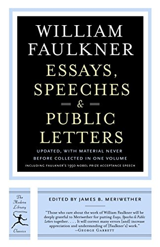 9780812971378: Essays, Speeches and Public Letters (Modern Library)