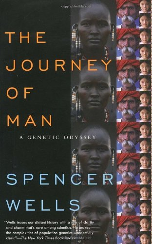 9780812971460: The Journey of Man: A Genetic Odyssey