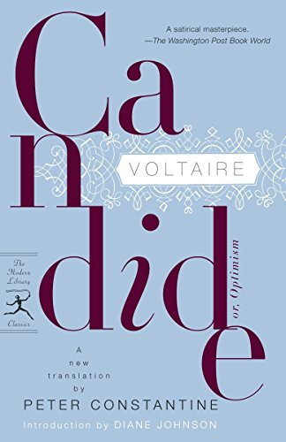 9780812972016: Candide: or, Optimism (Modern Library Classics)