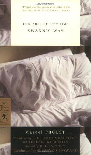 9780812972092: Swann's Way (Modern Library Classics)