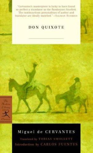 9780812972108: Don Quixote (Modern Library Classics)