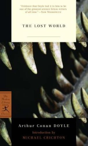 9780812972139: The Lost World (Modern Library MM)
