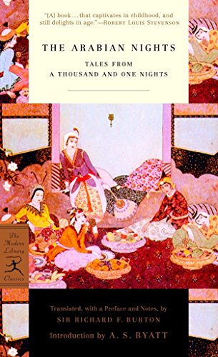 9780812972146: The Arabian Nights (Modern Library Mass Market Paperbacks)
