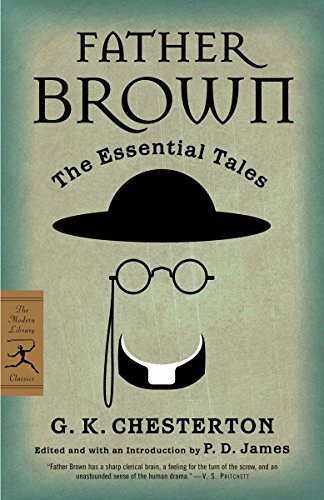 9780812972221: Father Brown: The Essential Tales (Modern Library Classics)