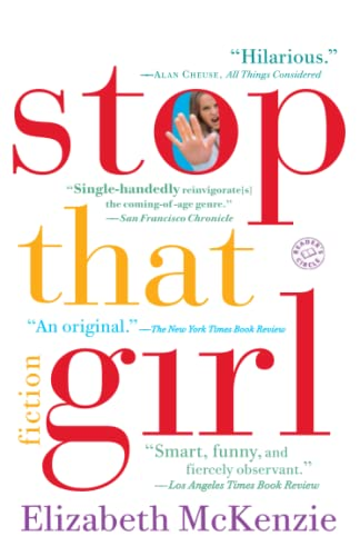 9780812972283: Stop That Girl: Fiction