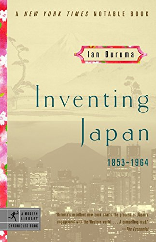 9780812972863: Inventing Japan: 1853-1964 (Modern Library Chronicles)