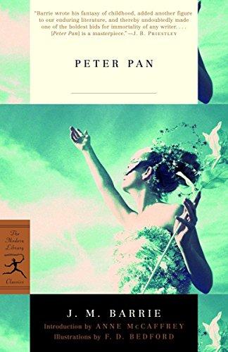 9780812972979: J.M. Barrie Peter Pan /Anglais (Modern Library)