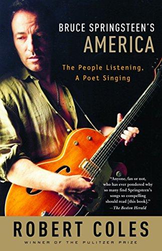 9780812973006: Bruce Springsteen's America: The People Listening, A Poet Singing