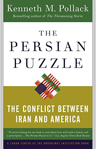 9780812973365: The Persian Puzzle: The Conflict Between Iran and America
