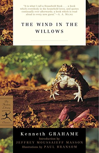 The Wind In The Willows: Bransom, Paul (ilt);
