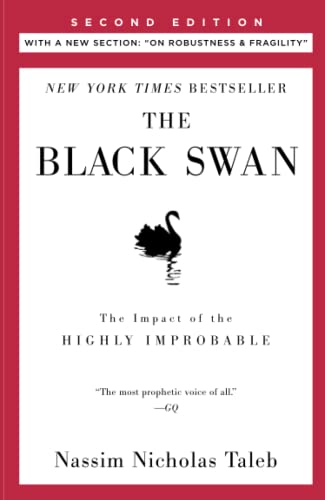 "9780812973815: The Black Swan: Second Edition: The Impact of the Highly Improbable: With a new section: ""On Robustness and Fragility""."