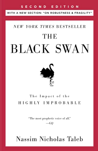 9780812973815: The Black Swan: Second Edition: The Impact of the Highly Improbable: With a New Section: on Robustness and Fragility (Incerto)