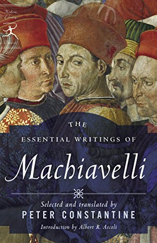 9780812974232: The Essential Writings of Machiavelli (Modern Library Classics)