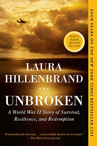 9780812974492: Unbroken: A World War II Story of Survival, Resilience, and Redemption