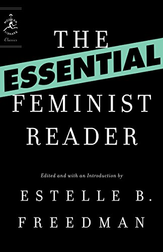 9780812974607: The Essential Feminist Reader (Modern Library Classics)