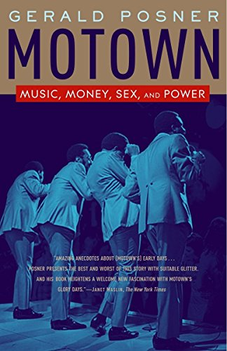 9780812974683: Motown: Music, Money, Sex, and Power