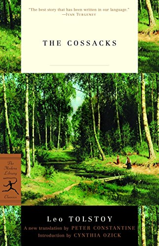 9780812975048: Cossacks (Modern Library)