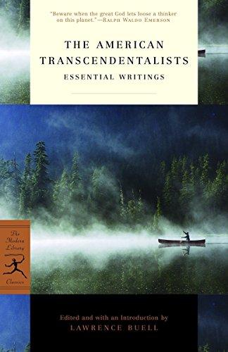American Transcendentalists: Essential Writings
