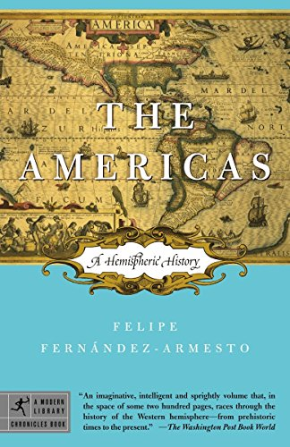 9780812975543: The Americas: A Hemispheric History (Modern Library Chronicles)
