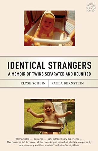 9780812975659: Identical Strangers: A Memoir of Twins Separated and Reunited