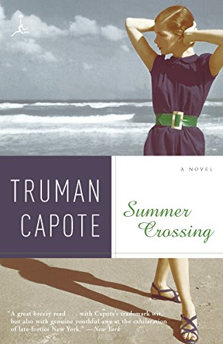 9780812975932: Summer Crossing (Modern Library)
