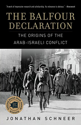9780812976038: The Balfour Declaration: The Origins of the Arab-Israeli Conflict