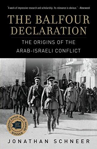 9780812976038: The Balfour Declaration: The Origins of the Arab-Israeli Conflict