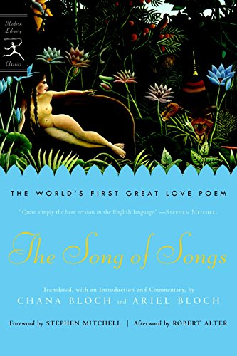 9780812976205: The Song of Songs: The World's First Great Love Poem (Modern Library Classics)