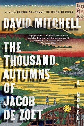 9780812976366: The Thousand Autumns of Jacob de Zoet: A Novel