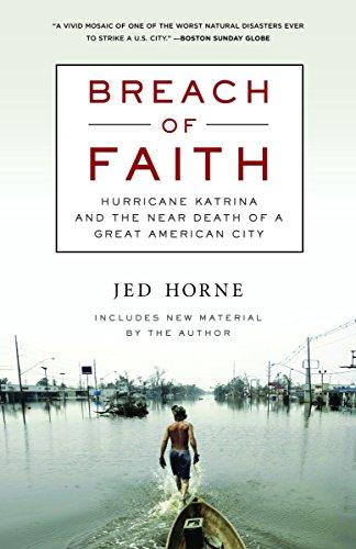 9780812976502: Breach of Faith: Hurricane Katrina and the Near Death of a Great American City