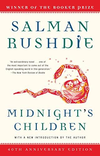 9780812976533: Midnight's Children: A Novel (Modern Library 100 Best Novels)