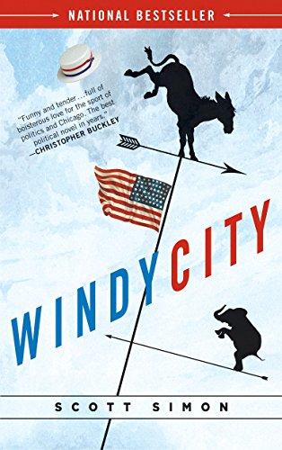 Windy City (081297669X) by Simon, Scott