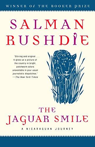 9780812976724: The Jaguar Smile: A Nicaraguan Journey