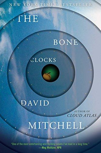 9780812976823: The Bone Clocks: A Novel