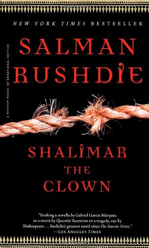 9780812976984: Shalimar the clown