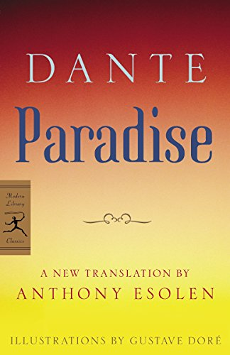 9780812977264: Paradise (The Divine Comedy)