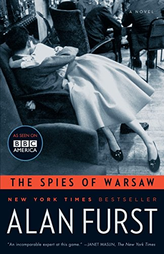 The Spies of Warsaw (Paperback
