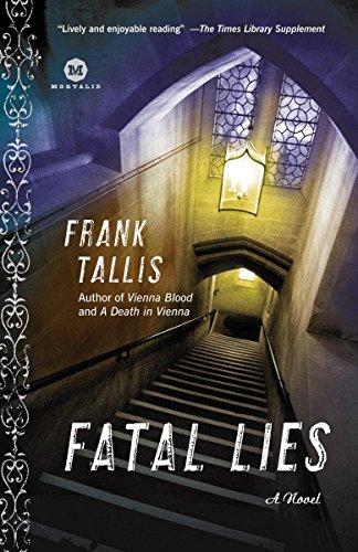 9780812977776: Fatal Lies: A Max Liebermann Mystery
