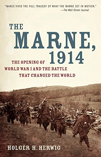 9780812978292: The Marne, 1914: The Opening of World War I and the Battle That Changed the World