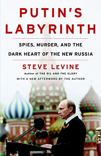 9780812978414: Putin's Labyrinth: Spies, Murder, and the Dark Heart of the New Russia