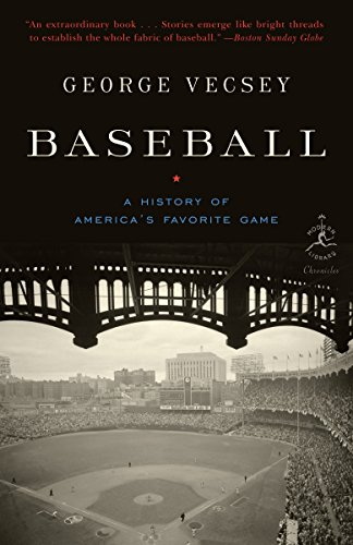 9780812978704: Baseball: A History of America's Favourite Game (Modern Library Classics)