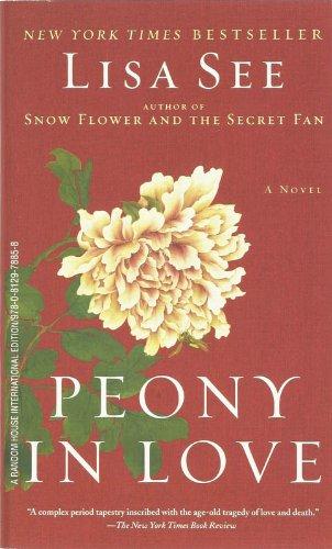 9780812978858: Peony In Love - A Novel