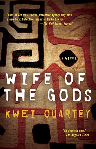 9780812979367: Wife of the Gods: A Novel (A Darko Dawson Mystery)