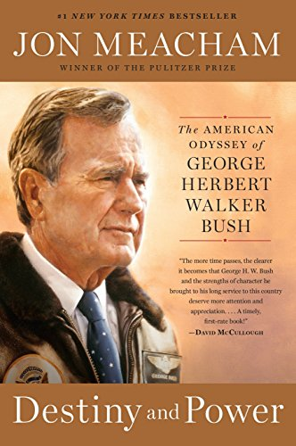 9780812979473: Destiny and Power: The American Odyssey of George Herbert Walker Bush