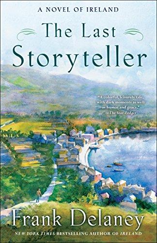 9780812979756: The Last Storyteller: A Novel of Ireland