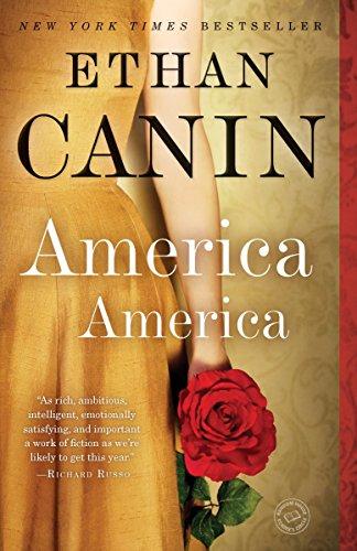 9780812979893: America America: A Novel