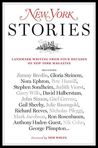 9780812979923: New York Stories: Landmark Writing from Four Decades of New York Magazine