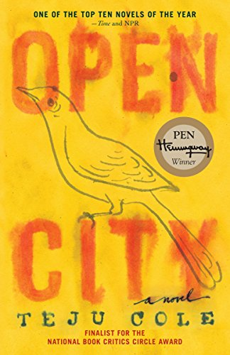 9780812980097: Open City: A Novel